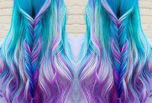 hår......