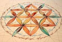 Sacred Geometry / by Kristy Marie Thomas