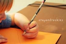 Home School: Writing / by Rebecca Brink