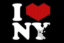 I ♥ NY / by Sylvain Leroux