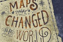 Maps That Changed The World / NO PIN LIMIT . . . HAPPY PINNING!!