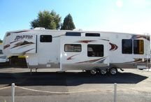 5th Wheels / All different brands of 5th wheel trailers