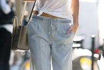 Pants, skirts