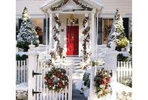 Inspiration {New England Christmas}