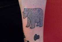 tattoos / by Inara Prudente Corrêa