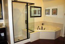Stylin' Bathroom Designs / Stylish bathroom designs that are fun and functional.