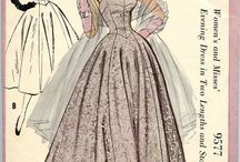 Vintage Sewing Patterns / by Retro Rosie's and Cobweb's Unique Finds