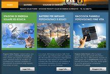 Portfolio Realizzazioni Siti Web / Portfolio Realizzazione Siti Web di Arte e Informatica Web Agency Roma