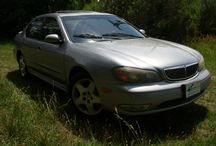 Used 2001 Infiniti I30 Luxury (A4) For Sale