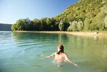 vacances et baignades