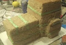 John Deere Cakes