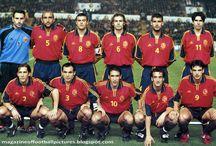 Spain National Team Shirts - Classic Football Shirts