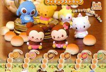 Gashapon toys / Cute