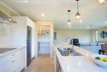 Kitchens / This board contains examples of Generation Homes designer kitchens, sculleries and pantries photographed in their show homes and customer homes.