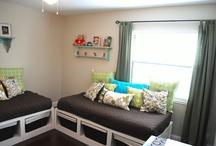 Storage/craft room