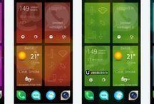 SailfishOS UI and apps