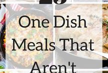 25 one dish meals