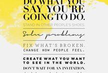 Inspiring Wise Words