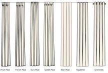 Ce qu'il faut savoir sur les draperies / What you should know about draperies