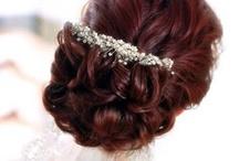 Wedding Hair / by Mary Beth Woolls