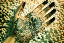 Beauty | Body Art and Tattoos / by Jackie Riel