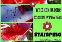 Christmas - Preschool and Toddler Activities