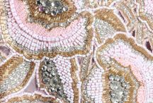 Sequins, embroidery