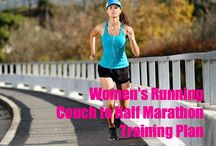 Half-Marathon Training / by Mariah Street
