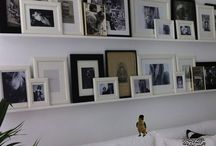Picture wall ideas..