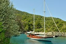 Blue Cruise in Turkey / Would you like to enjoy your boat vacantion and are you looking for the best yachts for rent? The charter company Atlas Yachting could be the right choice for you. Its boats and yachts for hire can you see at this site. You can decide by yourself if the offer is cheap, inexpensive or first class. Yacht charter is an affair of the heart - you can fall in love with a boat or you do not like the yacht. Powerboats or sailing boats - with EccoCaicco / Atlas Yachting you are on the right way.