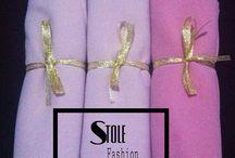 Stole fashion / Hijab style