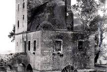 tarihi yapılar / historische objekte