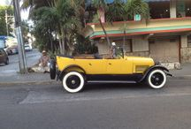 Rare Classic Cars from Havana Cuba / Havana has 1,500 very old American cars from the 1950s and earlier. Here is a gallery of rebuilt cars taken in April 2015.