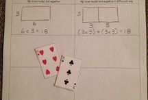 maths - multiplication and division