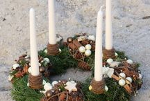Kynttiläasetelmat