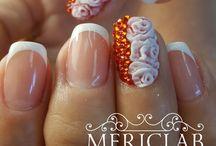 мои работы, дизайн ногтей