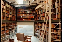 Library Dreams / I'd love to own a library like one of these!