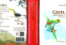 "#Costa Rica#Carnet de voyage#Travel Diary#Cuaderno de Viaje / Extrait Carnet de voyage ""Costa Rica"" / by Steph Solune"