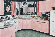 Vintage // Kitchen