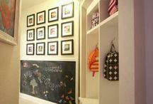 Inspiration & Ideas: Dining Room/Mud Room / by Jami Graham