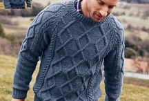 Knit for men
