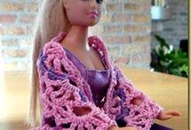 Barbiekleertjes