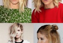 Peinados con cabello corto