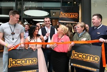 Jacamo Bury Store Opening / Photos from the opening day event at the new Jacamo store at The Rock in Bury with a special appearances from Corrie's Simon Gregson aka Steve McDonald. / by Jacamo UK
