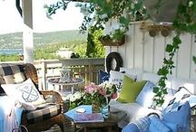 Balconi e terrazze