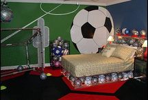 Soccer Decor / Home decor ideas for soccer lovers! Bring the game into your home - without all the damage! / by Soccer605