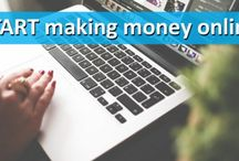 Make Money Online / Tips and Strategies on How To Make Money Online