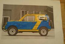 Suzuki Jimny / Modellbau