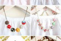 Fabric Jewellry