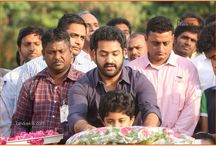Nandamuri Family At NTR Ghat